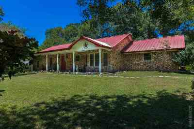 Brookeland Single Family Home For Sale: 505 Meigs Rd