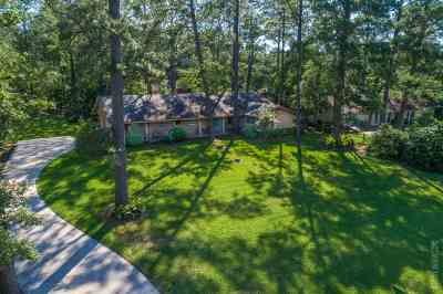 Brookeland Single Family Home For Sale: 157 Cove Lane