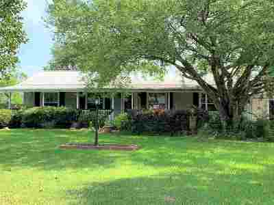 Kirbyville Single Family Home For Sale: 966 W Fm 1013