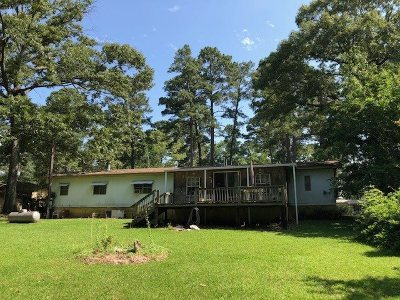 Newton County, Sabine County Single Family Home For Sale: 108 Lakeview Drive