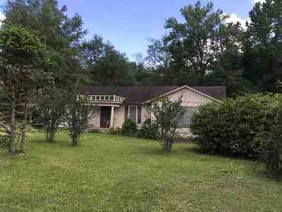 Kirbyville Single Family Home For Sale: 210 County Road 596