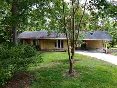Jasper County Single Family Home For Sale: 170 Cr 313