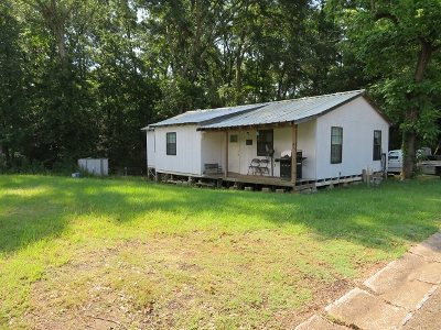 Hemphill Single Family Home For Sale: 171 Beckcom Rd.