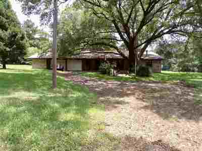 Jasper County Single Family Home For Sale: 854 Cr 139