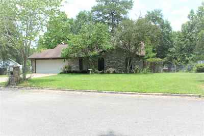 Jasper County Single Family Home For Sale: 393 Rosewood Dr.
