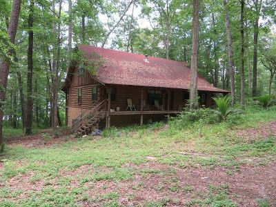 Burkeville, Hemphill Single Family Home For Sale: 190 Laguna Pt.