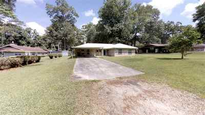 Jasper County Single Family Home For Sale: 1010 Shady Ln