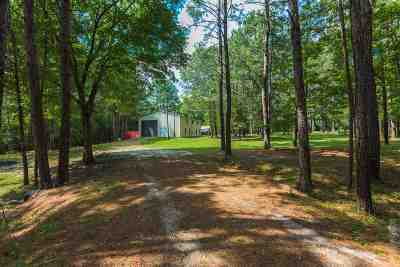 Jasper County Single Family Home For Sale: 505 County Road 66