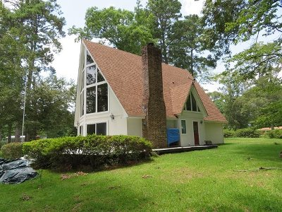 Burkeville, Hemphill Single Family Home For Sale: 112 Cove Rd.