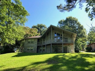 Hemphill Single Family Home For Sale: 350 Driftwood