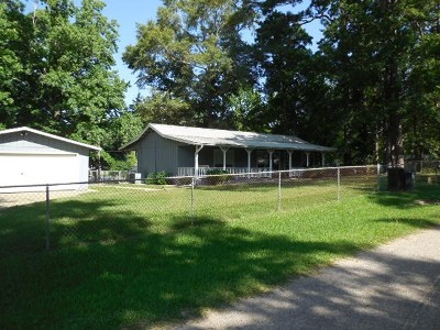 Newton County, Sabine County Single Family Home For Sale: 230 O'malley Dr.