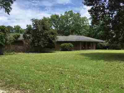 Newton County Single Family Home For Sale: 3626 County Road 3073