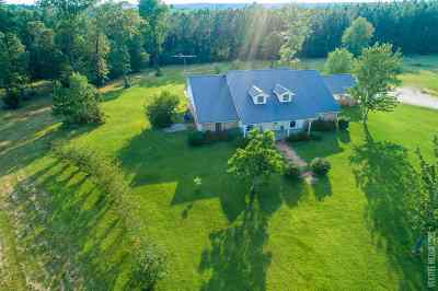 Newton County, Sabine County Single Family Home For Sale: 1619 Hwy 96 N