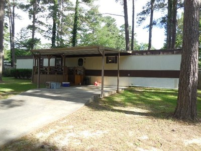 Burkeville, Hemphill Single Family Home For Sale: 139 Elcamino Dr