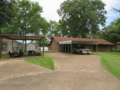 Burkeville, Hemphill Single Family Home For Sale: 160 Pinewood Ln.