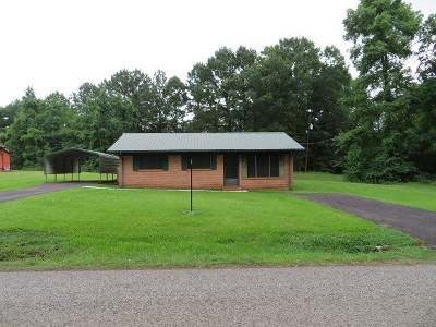 Burkeville, Hemphill Single Family Home For Sale: 860 Barber St.