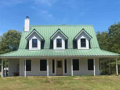 Newton Single Family Home For Sale: 7275 County Road 2001
