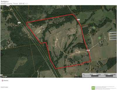 Center Residential Lots & Land For Sale: Cr 3737