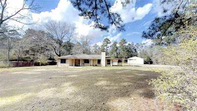 Jasper County Single Family Home For Sale: 2692 W Us Highway 190