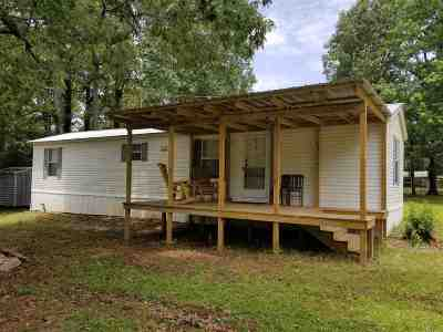 Burkeville, Hemphill, Hemphill Sub-division, Milam, Shelbyville Single Family Home For Sale: 353 Toledo Beach Dr