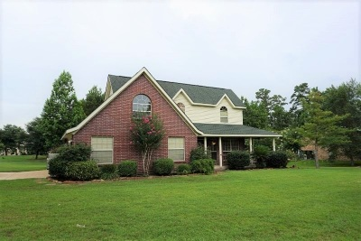 Brookeland Single Family Home For Sale: 1510 Beachrock Dr