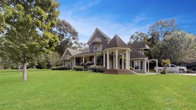 Jasper County Single Family Home For Sale: 440 Cr 184 #Rollingw
