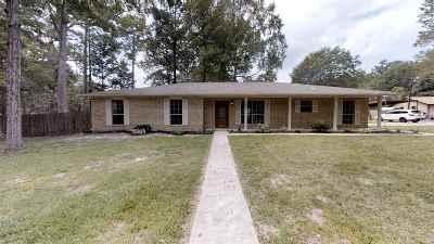 Jasper County Single Family Home For Sale: 837 Cr 168 #Ryall Ac