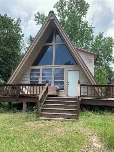 Jasper County Single Family Home For Sale: 175 Tupelo #Rayburn