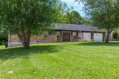 Brookeland Single Family Home For Sale: 528 E Longleaf