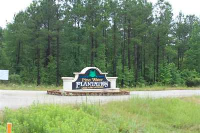 Bronson Residential Lots & Land For Sale: Lot 17 Pinewater Plantation