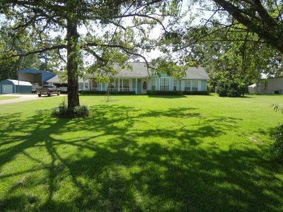 Huntington, Zavalla, Brookeland, Etoile, Broaddus, Bronson Single Family Home For Sale: 670 E Cr 439