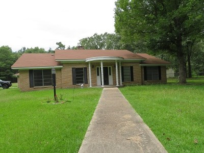 Burkeville, Hemphill Single Family Home For Sale: 1628 S Hwy 87