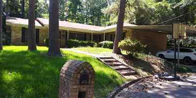 Jasper Single Family Home For Sale: 600 Forrest Lane