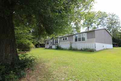 Newton County Single Family Home For Sale: 610 Co. Rd. 3002