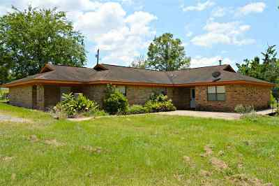 Jasper Single Family Home For Sale: 7140 W Us Highway 190