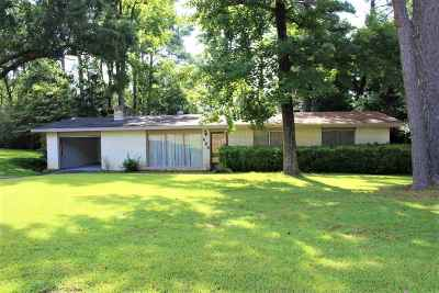 Jasper Single Family Home For Sale: 920 Peachtree St.
