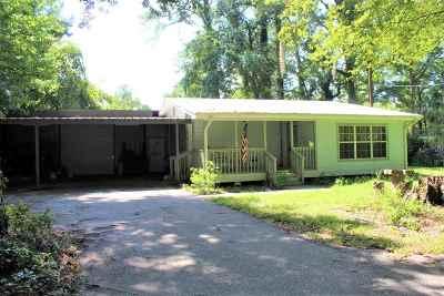Jasper County Single Family Home For Sale: 338 Cr 076