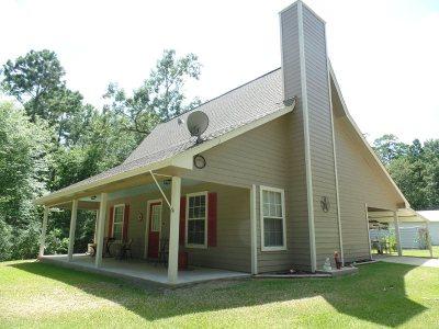Burkeville, Hemphill Single Family Home For Sale: 236 Angela Ln.