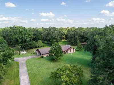 Huntington Single Family Home For Sale: 221 Hosea Forrest Rd