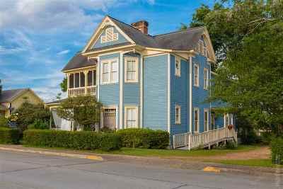Jasper County Single Family Home For Sale: 250 N Main St #The Swan