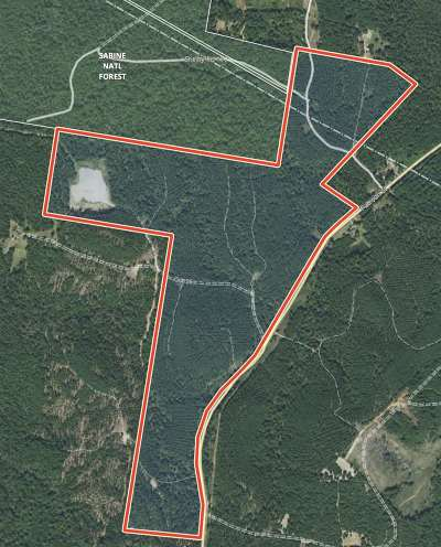 San Augustine Residential Lots & Land For Sale: Fm 353