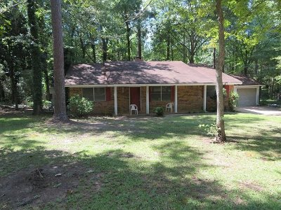 Hemphill TX Single Family Home For Sale: $165,000