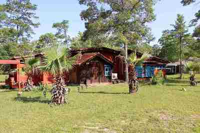 Jasper Single Family Home For Sale: 250 Woodlake #Holmwood