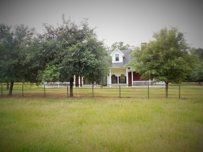 Newton County, Sabine County Single Family Home For Sale: 9947 Fm 1277
