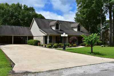 Jasper County Single Family Home For Sale: 504 Cr 763