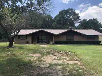 Jasper County Single Family Home For Sale: 147 County Road 595