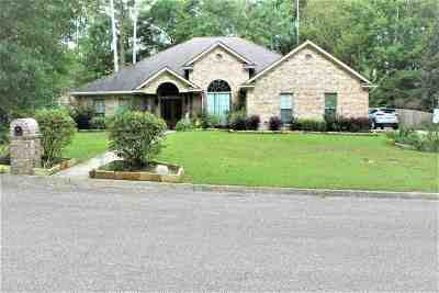 Jasper Single Family Home For Sale: 819 Hickory Ln.