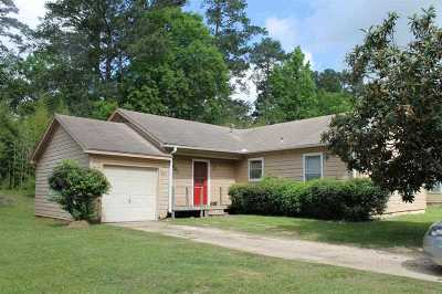 Jasper Single Family Home For Sale: 971 N Bowie