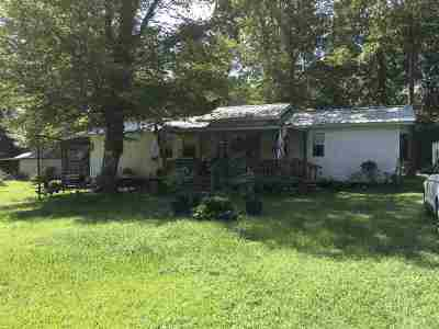 Newton County Single Family Home For Sale: 395 County Road 4056
