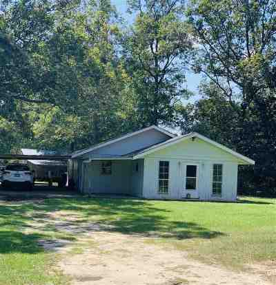 Jasper County Single Family Home For Sale: 317 Ccr 229